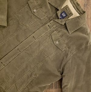 GAP 》 Men's Corduroy Jacket
